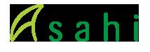 Asahi ロゴ